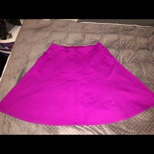 💜 Midi Skirt w/ POCKETS!